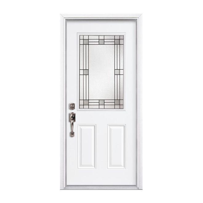 Masonite 39 Aria 39 Decorative Glass Rona No Price Backyard Inspiration Pinterest Doors