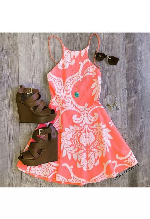 Top 18 Cute Teenage Spring-Summer Outfit Designs – Famous Fashion Style & Tip - Homemade Ideas (4)