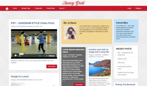 Pinterest Clone WordPress Theme to Create Social Buzzing Site
