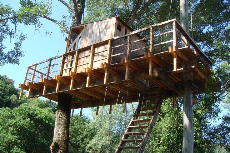 Edilizia in legno: a Verona il concorso La capanna sull'albero