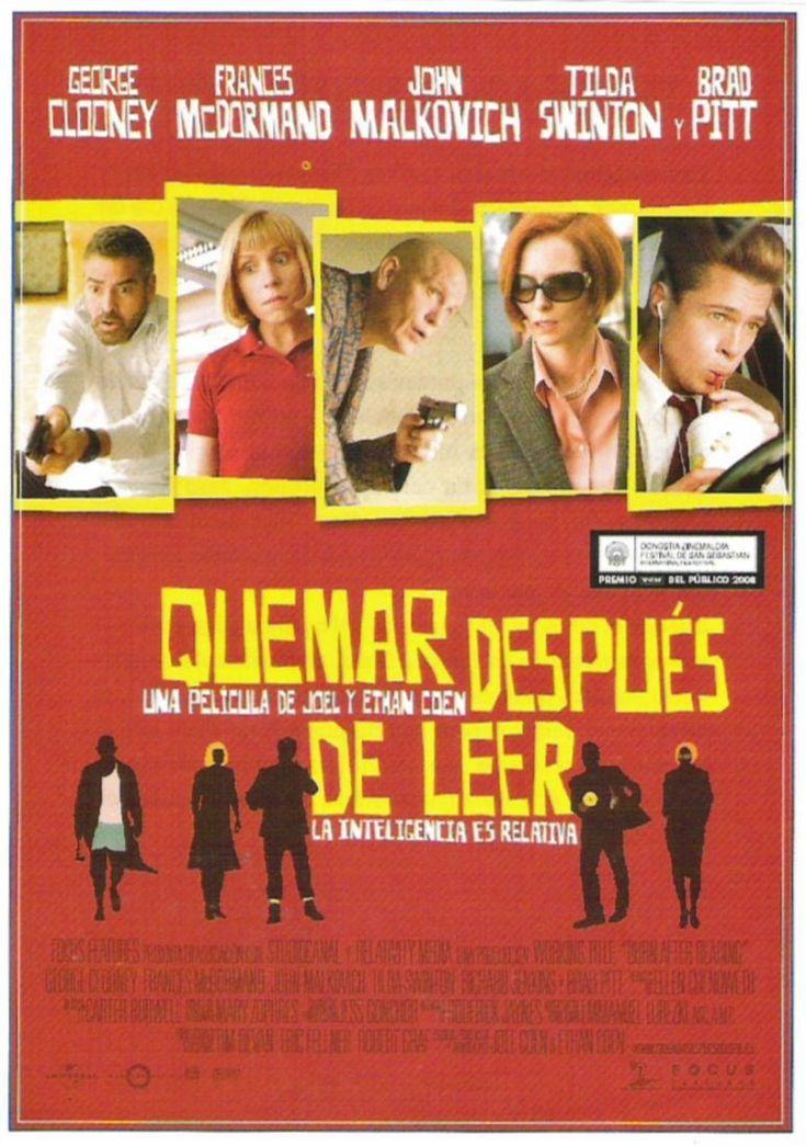 Pin En Cine De 2008