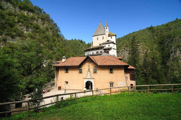 Santuario di San Romedio - Valdinon - Trentino - Italy