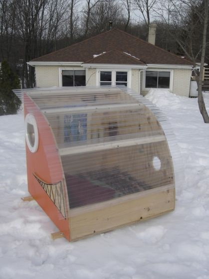Small Personal Shelters : Best homeless portable shelter images on pinterest