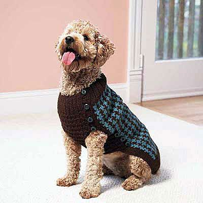 203 best Knit and Crochet - Dog Sweaters images on Pinterest ...