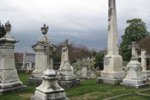 Hollywood Cemetary in Richmond VA.  Civil war history