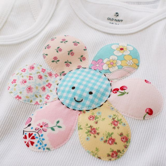 cute applique