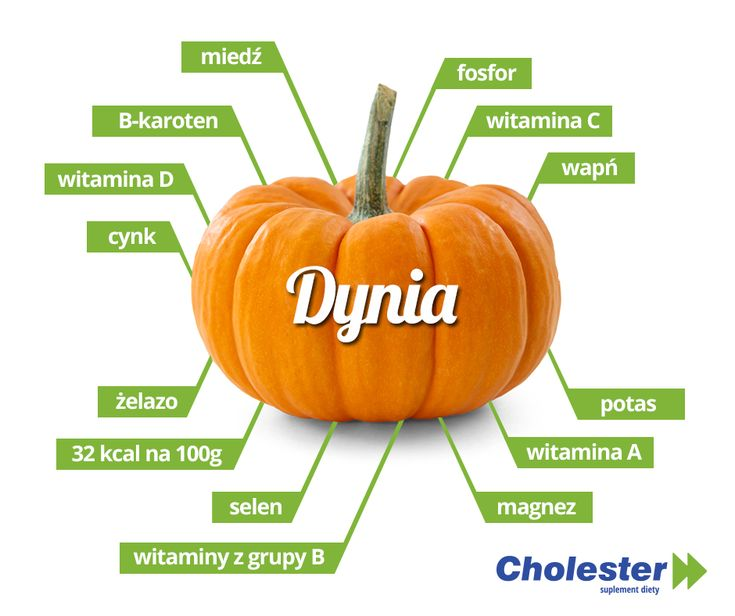 Królowa jesiennego stołu. Spożywanie dyni pomaga m.in. przy problemach z cholesterolem. #dynia #warzywa #witamyny