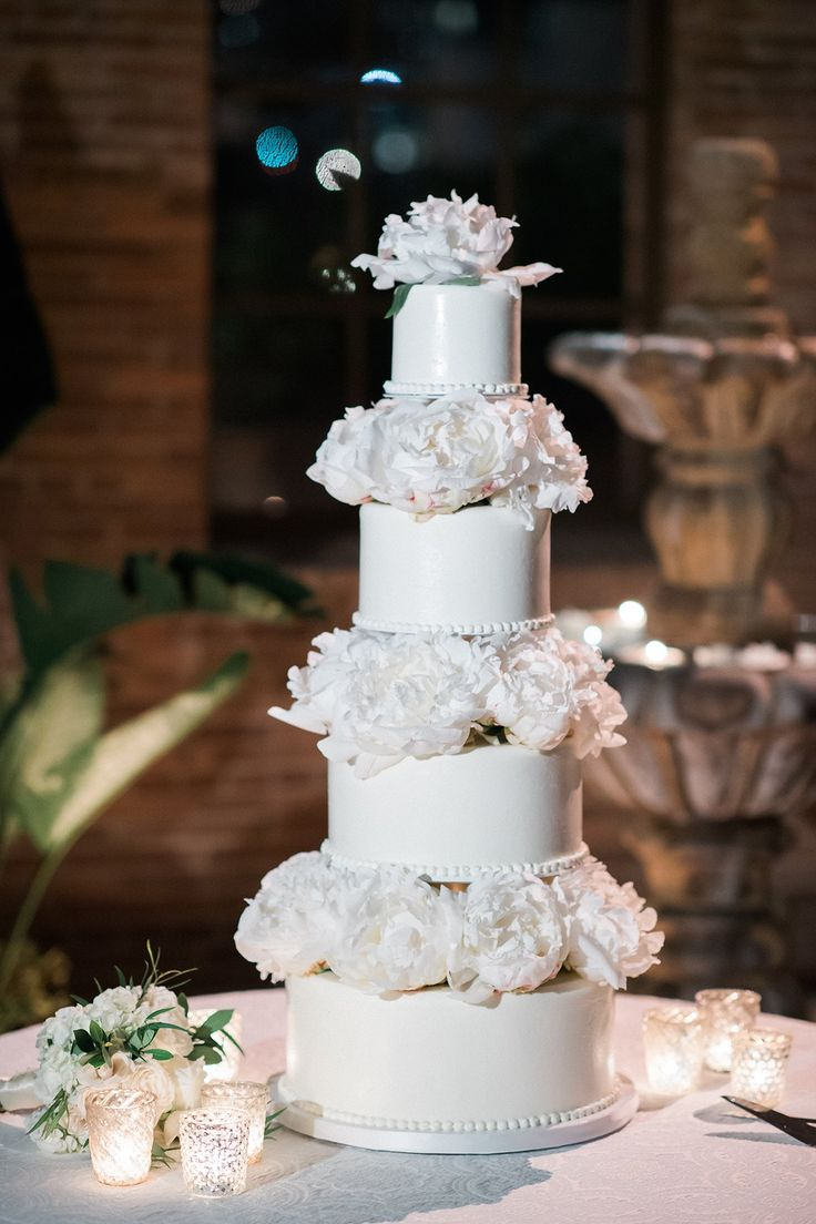 Our cake was made by Sweet Lady Jane. We had three different flavors—something for everyone!