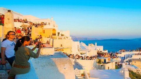 10 HARI – ITALY GREECE + SANTORINI  (santorini)