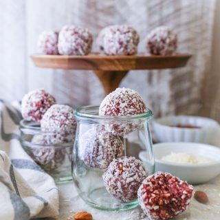 ... protein coconut healthy coconut balls coconut cherry balls coconut