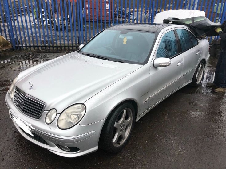 eBay: Mercedes E320 cdi W211 AMG Kit High Spec Spares Or Repair Salvage #carparts #carrepair