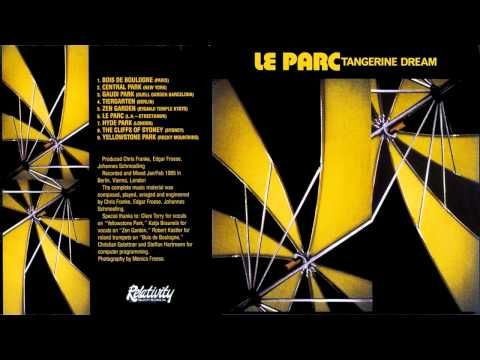 Tangerine Dream - Le Parc [HD] - YouTube