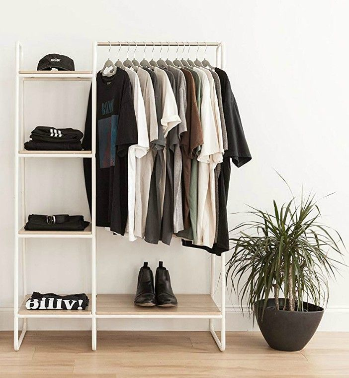 14 Clothes Racks That Store Your Garments In Style Clothing Rack
