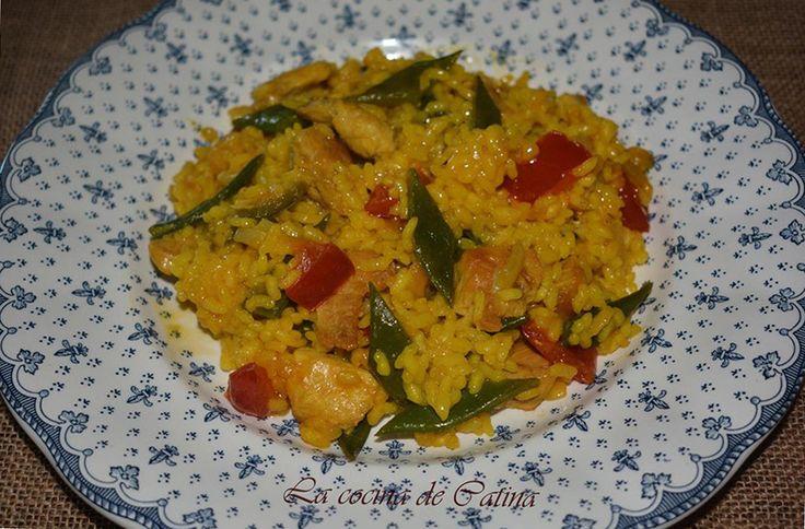 La cocina de Catina: Paella real