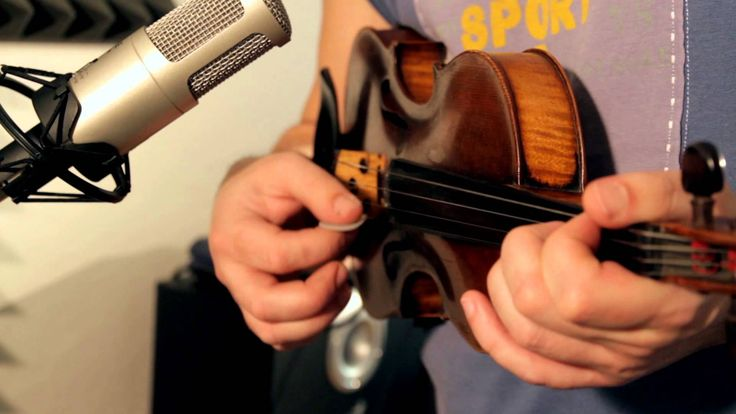 Dj Antoine - Ma Chérie -played on a violin Tomas Zindler (cover)