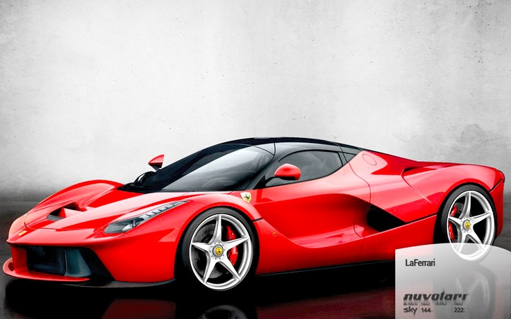 LaFerrari  www.nuvolari.tv