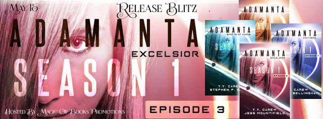 EskieMama & Dragon Lady Reads: Release Blitz: Adamanta by T.Y. Carew & Jess Mountifield