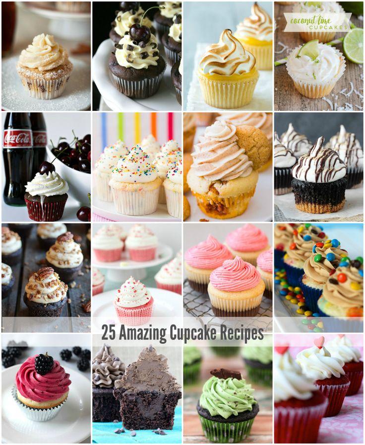 Decadent Cupcake Recipes