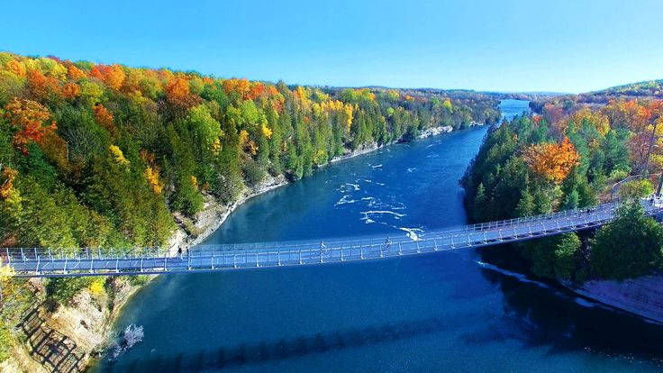 Go on an adventure in Ontario.