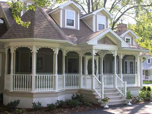 House With Gazebo Porch One Day I Will Own A Like This