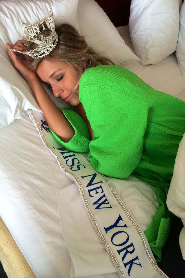 What's a day in the life of Miss America like? Kira Kazantsev, Miss America 2015, shares what her typical day looks like: