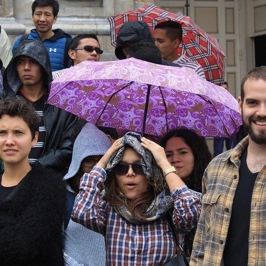 Bogotá turismo con Skape Guías Tour