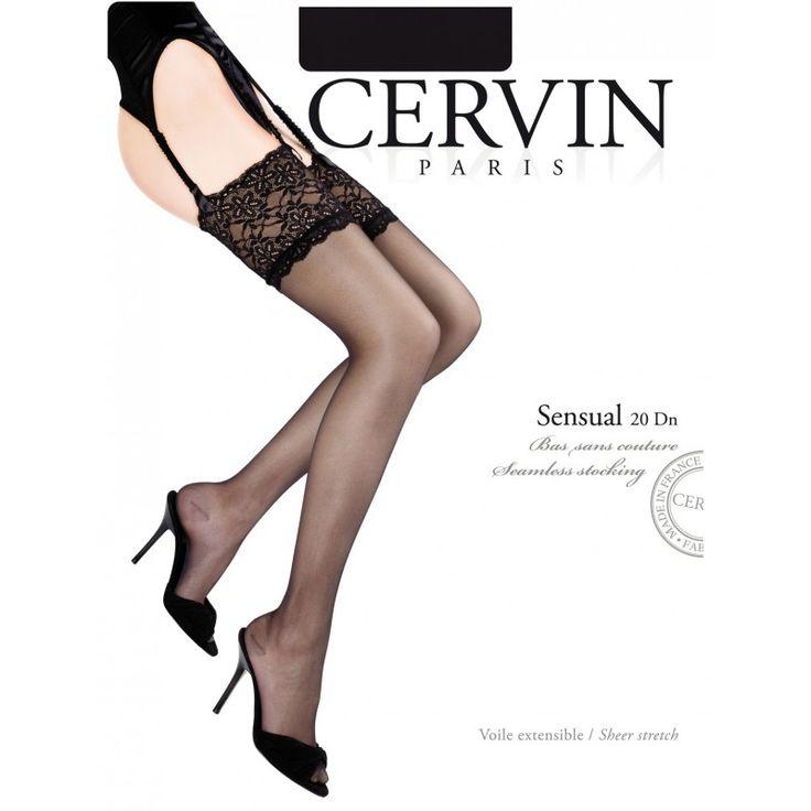 Bas Sensual | Cervin