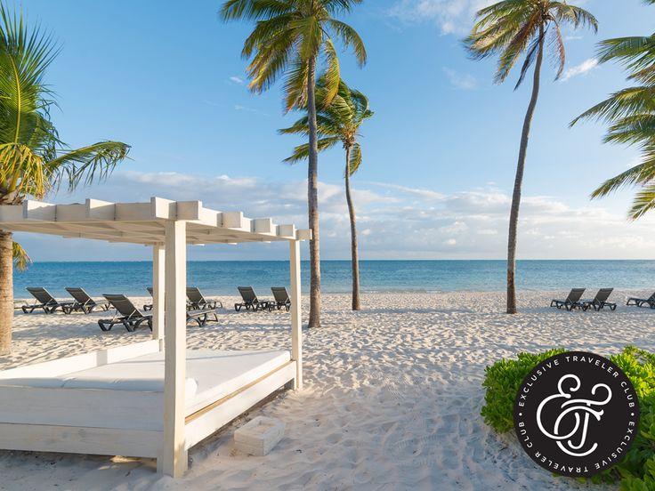 EXCLUSIVE TRAVELER CLUB. Las playas de Punta Cana reciben millones de turistas al año y al ser socio de Exclusive Traveler Club, usted podrá disfrutar de un trato preferencial durante su estancia en Catalonia Punta Cana. Uno de los Home Resorts de República Dominicana que cuenta con instalaciones confortables, para vivir una experiencia inigualable. Le invitamos a visitar nuestra página en internet www.exclusivetravelerclub.com, para obtener más información. #TopOneTravelClub