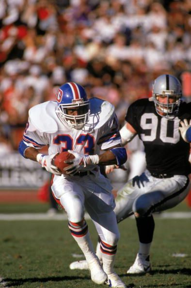 Tony Dorsett, Running Back, Denver Broncos