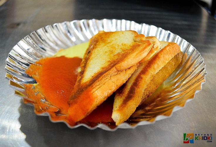 Balaji Sandwich - Signature Dish
