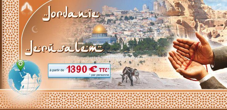 séjour en Jordanie