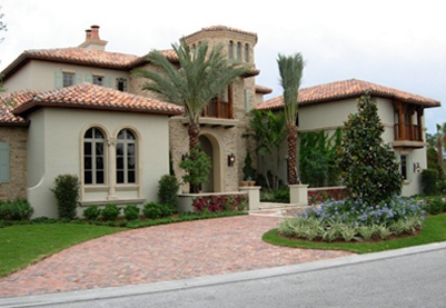 Tuscan Facade New Home Ideas Pinterest Facades And House
