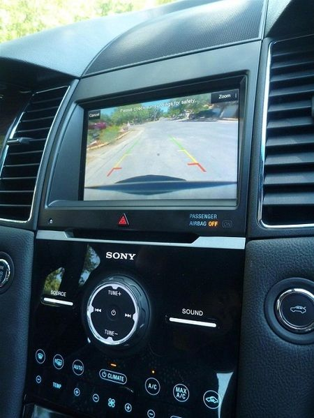 Great news as we can now provide you with a fully factory integrated backup camera system that will display the backup camera image off of the MyFord Touch display screen that will keep your vehicle looking factory while avoiding the aftermarket headaches.  FordTrucks #BackupCameraSystem #Vehicles #FordEdge #FordFocus #FordFusion #FordTaurus #Ford #Cars