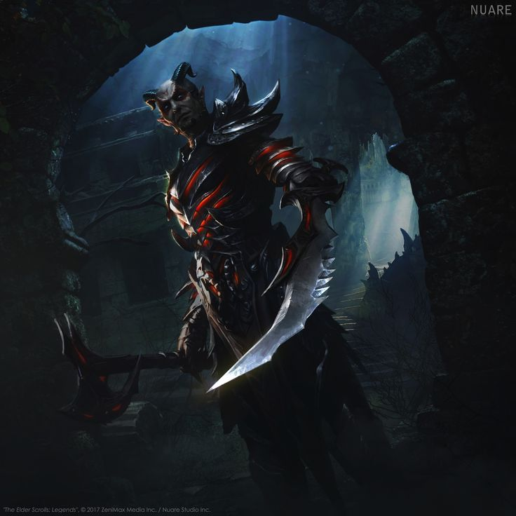 ArtStation - Sower of Revenge, Nuare Studio