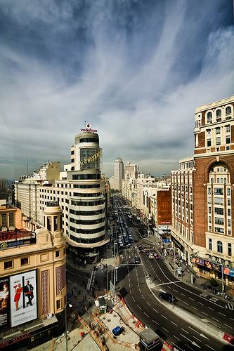 Callao - Madrid, Spain
