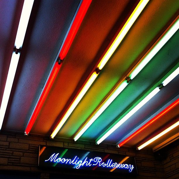 Moonlight Rollerway in Glendale, CA