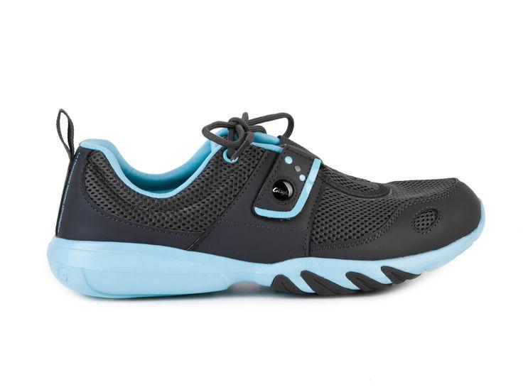 Glagla Classic / šedo-modrá (turquoise charcoal)