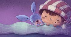 Gute Nacht Geschichte - Der Traumgeist und das Kind   Mutmachgeschichte für Kinder
