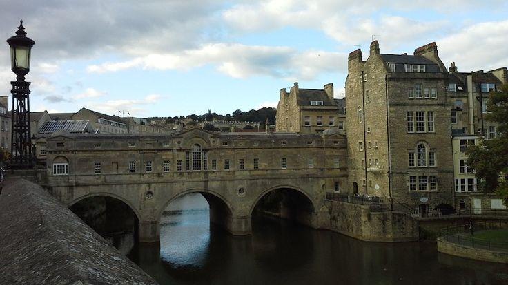 Bath Bridge - Inghilterra, Regno Unito