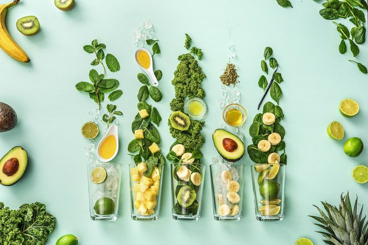 HF: Grüne Smoothie-Rezepte, die Sie LIEBEN werden | HelloFresh Magazine Blog.HelloFresh.ca   – Hors d'Oeuvres / Drinks