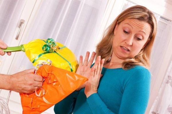 Подарки которые не стоит дарить