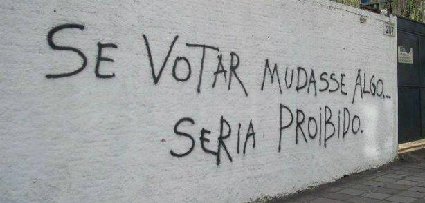 O Brasil precisa exercer a anarquia para amadurecer sua democracia