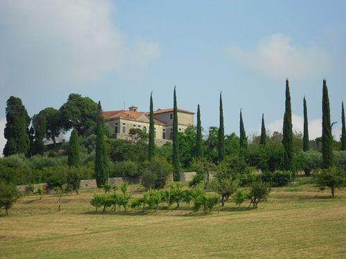 Villa Contarini Del Principe, Vincenzo Scamozzi, Este  #TuscanyAgriturismoGiratola