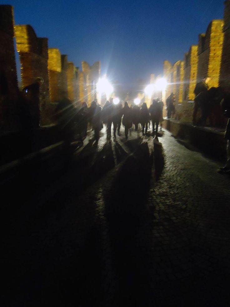 Ponte di CastelVecchio, Verona