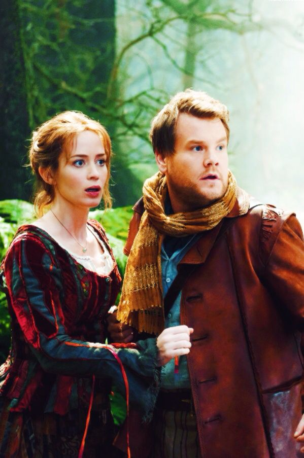 It takes two of us! Into the Woods (2015) #CostumeDesign Colleen Atwood #WaltDisney #movie