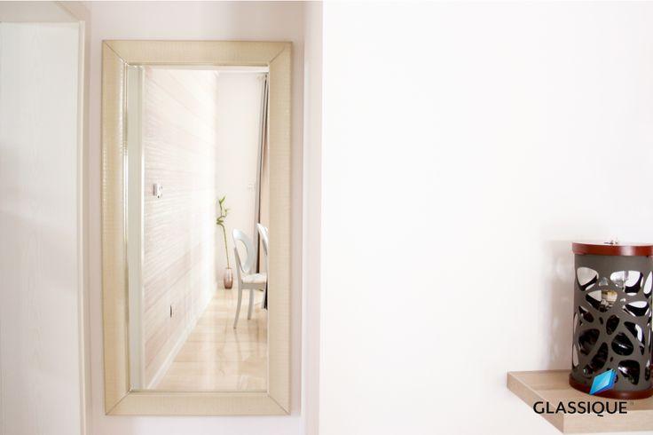Oglinda - cu scop dublu: decorativ și practic!