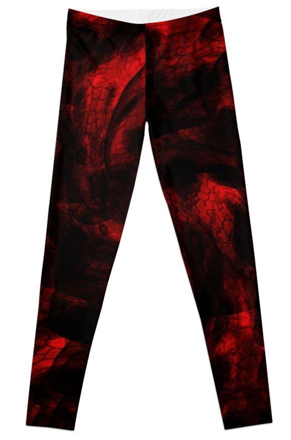 Red Dragon Skin by Mannzie