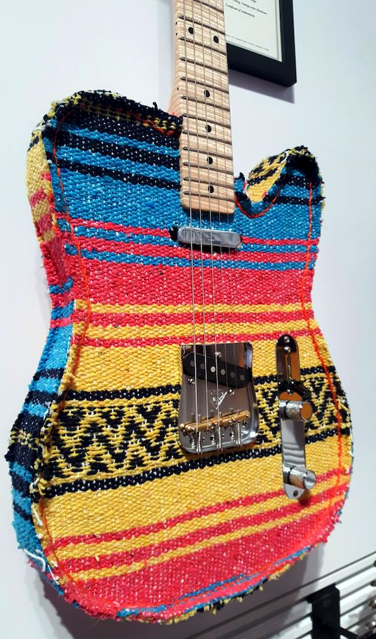 11 must-see finishes from the Fender Custom Shop:   #art #guitars