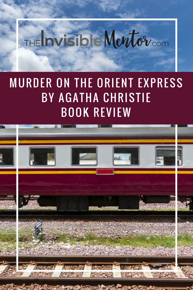 Murder on the Orient Express by Agatha Christie is a Hercule Poirot mystery. Reading mysteries is an excellent way of honing your problem solving skills. And it is a lot of fun to decide which piece of the information is a red herring, and which will take you closer to solving the problem. You have to figure out which of the 12 passengers committed the crime. Read my detailed book summary of Murder on the Orient Express before you decide whether to buy the book.