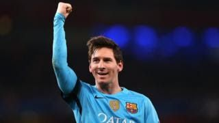 Football star Lionel Messi could avoid a 21-month prison sentence for tax fraud by paying a fine Spanish media are reporting.  Spain's  state prosecutor would swap jail time for a fine of 255000 ($285000;  224000) which equates to 400 for each day behind bars. The final decision on the fine rests in the hands of the Spanish courts. Messi along with his father Jorge was found guilty of defrauding Spain of 4.1m between 2007 and 2009. The court in Barcelona found they used tax havens in Belize…